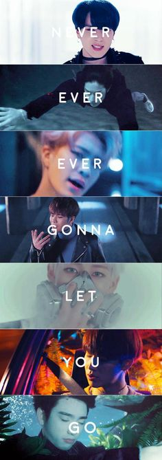 GOT7 Never Ever