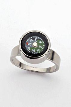 Undergear Compass Ring