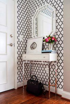 danielle oakey interiors: Small Entry