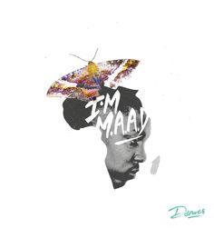 Kendrick Lamar Tshirt Design.