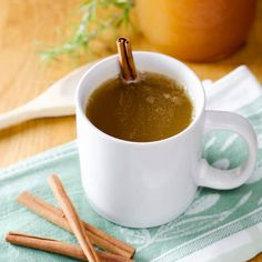 Hot Apple Cider – Co
