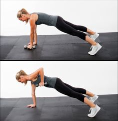 Two-in-One Toning Exercises