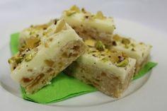 No-Cook Ginger & Apricot Biscuit Slice | Buderim Ginger