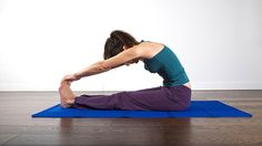 To release trapped energy, try holding each of these poses for fifteen seconds.