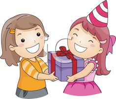 Find Illustration Girl Giving Gift Another Girl stock images in HD and millions of other royalty-free stock photos, illustrations and vectors in the Shutterstock collection. Thousands of new, high-quality pictures added every day. Free Clipart Images, Royalty Free Clipart, Royalty Free Stock Photos, Circle Face, Birthday Clipart, Illustration Girl, New Media, Giving, Cool Girl