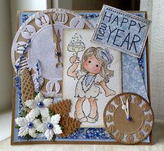scrapcard girls: *Knutsel en Zo HAPPY NEW YEAR.