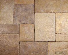 """DALLE DE BOURGOGNE | REPRODUCTION"" | French Limestone | Stone Flooring | Francois & Co."
