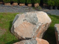 How to Build Large Landscaping Rocks | Landscaping Design Ideas