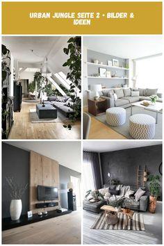 #livingchallenge #livingroom #urbanjungle #pflanzen #wohnzimmer Wohnzimmer Urban Jungle Seite 2 • Bilder & Ideen