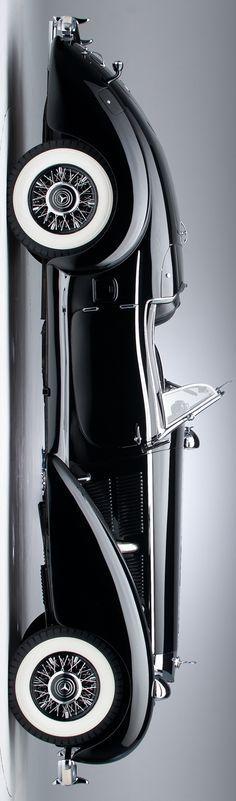 **Mercedes-Benz 540K,1939