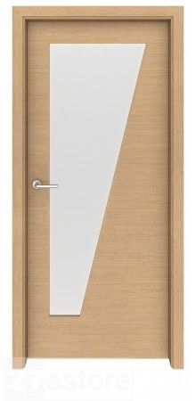 Use this door singly, or pair it with another door to create a dramatic entrance   #door #interior