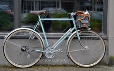 René Herse Randonneur from 1952. The template from which all randonneur bikes are built