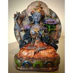 Zeer gedetailleerde Tara met prachtige kleuren