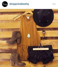 Follow them on IG! @Shoppricelesshq ^_^ #ootd