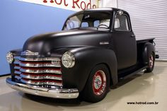 1950 chevrolet trucks | 1950 Chevy Pickup Rat Ride.jpg