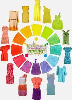 Look stagione cromatica primavera light spring