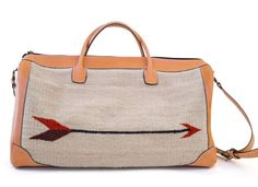 This bag is perfect for traveling.