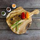 Rustic Wooden 40cm Chopping Board