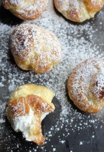 How to Make Cream Puffs- Baker Bettie