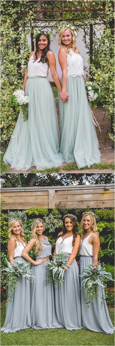 34 Trendy wedding dresses colored two piece Fitted Lace Wedding Dress, Wedding Dresses Plus Size, Colored Wedding Dresses, Two Piece Bridesmaid Dresses, Grey Bridesmaids, Funny Wedding Photography, Wedding Styles, Trendy Wedding, Wedding Ideas