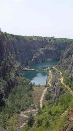 Czech Grand Canyon, Near from Prague.. Beautifull place...