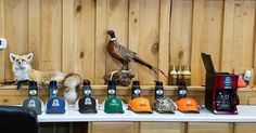 They wear many hats at Delta Resort and Spa.  #deltaresortandspa #deltaresort #delta #hunting #arkansas