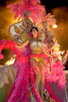 Carnival in Madeira