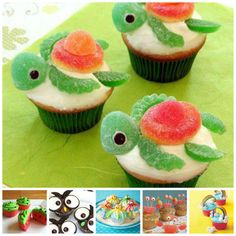 6 recetas de cupcakes ¡muy originales!