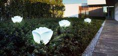 Garden bollard light BABY LOVE by Moredesign Myyour
