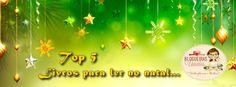 Clube do Livro e Amigos: [Especial de Natal GBU] Top 5 Livros Natalinos