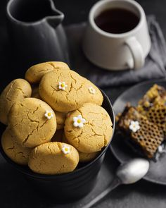 Медовые печенья без яиц - Andy Chef (Энди Шеф) — блог о еде и путешествиях, пошаговые рецепты, интернет-магазин для кондитеров