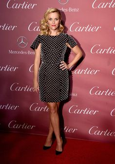 What do you think of Reese Witherspoon's look?