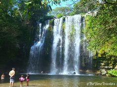Llanos de Cortez Waterfall Liberia Costa Rica