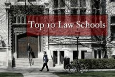2015's Top Law Schools!!!