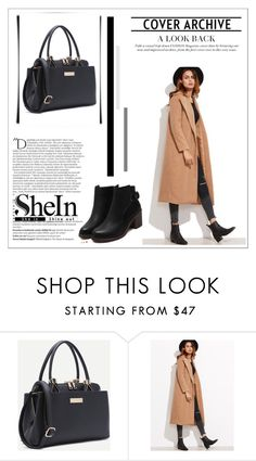 """""""SheIn 1"""" by amrafashion ❤ liked on Polyvore featuring Balmain"""