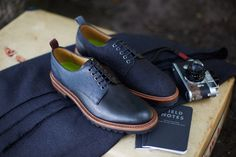 A look at the new 2015 Compass, Goodyear Welted, Trainers and shoes collections by Oliver Sweeney for Autumn/Winter Men's Shoes, Dress Shoes, Modern Gentleman, Mens Gear, Goodyear Welt, Shoe Collection, Oxford Shoes, Footwear, Lace Up