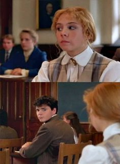 Anne of Green Gables - this movie was basically my childhood