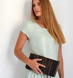 Anna Moraitou #fuorisalone #din2016 #lambrate #fashion #bag #wood #glam #handbag #fromgreece #pinDin