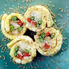 10. Breakfast Sushi!