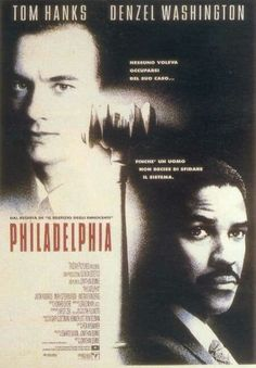 Philadelphia (film 1993) Good performances all round and a really nice Bruce Springstein soundtrack.