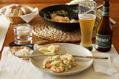 Nada melhor que nos juntarmos à mesa a celebrar o prazer que é comer e cozinhar