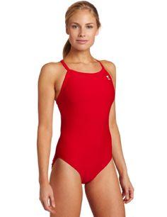 TYR Sport Women's Solid Diamondback Swim Suit $33.09 (save $28.91)