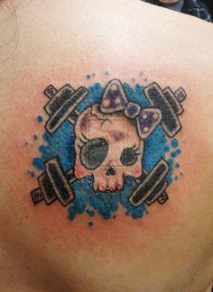 weightlifting tattoo ideas - Google Search