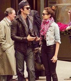 Ian and Nina.