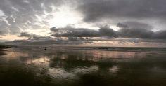 #sunset #tonsupa #esmeraldas #ecuador #beach