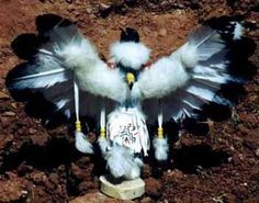 Hopi Prophecies - Prophecy Rock - Crystalinks..BLUE STAR KACHINA WILL COME WHEN THE GREAT BIRD DANCES IN THE PLAZA AND REMOVES ITS MASK...
