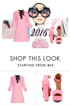 """Untitled #1498"" by doinacrazy ❤ liked on Polyvore featuring Anja, Gucci, Chinese Laundry and Betsey Johnson"