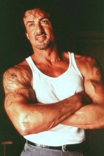 My oh my, what to say about Stallone here. He is another legendary fella! Rocky, Rambo, even The Expendables! All great movies and Stallone will be famous long after he's long gone! :)
