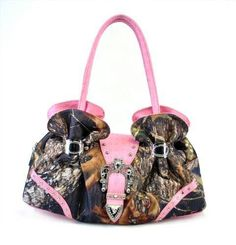Love this camo purse