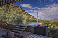 The Logan House in Phoenix, Arizona.